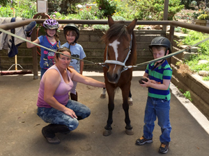 riding camp for Kids