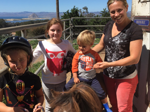 horseback riding lessons for all ages