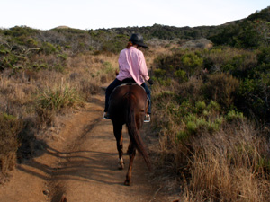 SLO Trail Riding