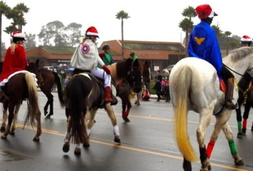 Sea Horse Ranch Equestrian Students Enjoy The Holiday!
