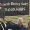 2017 California Dressage Championships Winner!