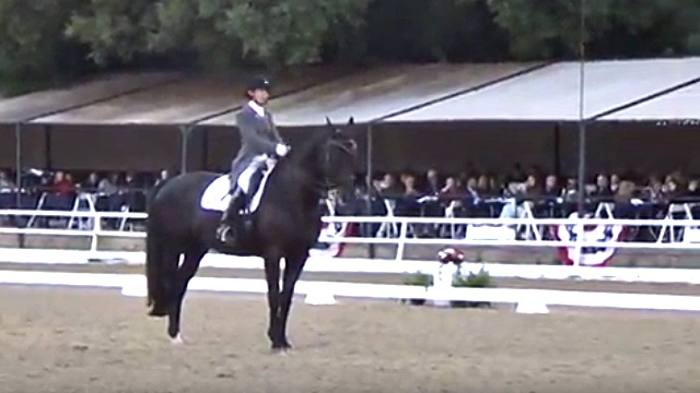Barbi Wins At 2018 Flintridge Grand Prix Freestyle